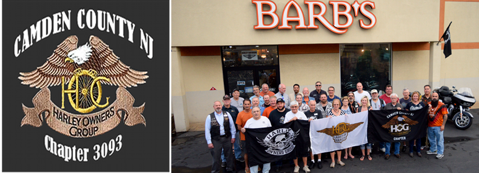 Camden County Harley Owners Group Chapter 3093